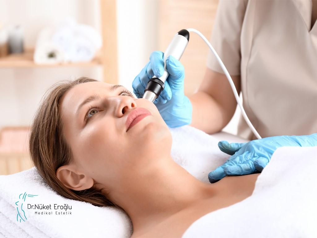 ماهي تقنية شد الوجه غير الجراحية في تركيا الثيرماج؟ (Thermage)